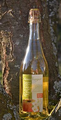 alkoholfreier Secco Apfeltraum