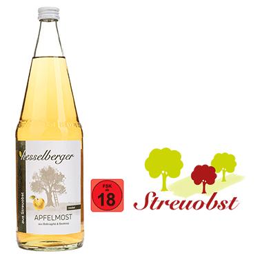 1 Liter Apfelmost, trocken