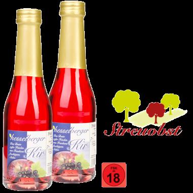 2 mal 0,2 Liter Hesselberger Kir