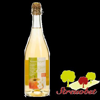 0,75 Liter Apfeltraum, alkoholfreier Secco